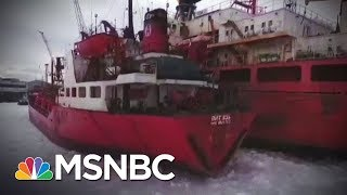 Report: North Korea Dodging Sanctions With Russian Help | On Assignment with Richard Engel | MSNBC