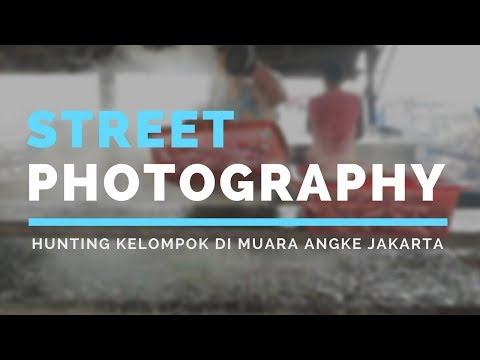 Hunting Kelompok Instanusantara Jakarta - Pasar Ikan Muara Angke