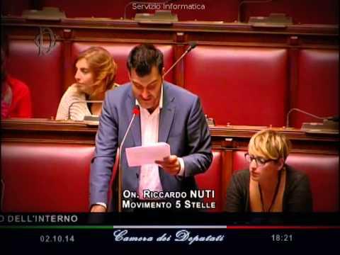 Riccardo Nuti - Taser serviranno davvero per la sicurezza?
