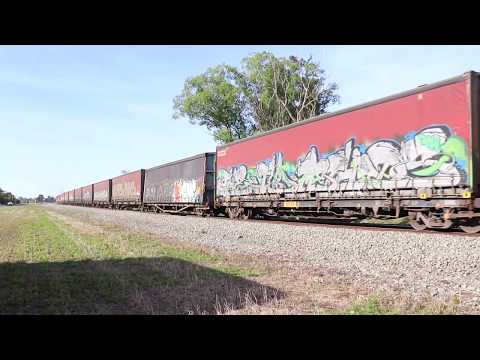 Train 934 with a DXC and a DCP