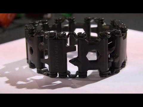 Las Vegas Hardware Show 2015: Weatherman Utility Bracelet