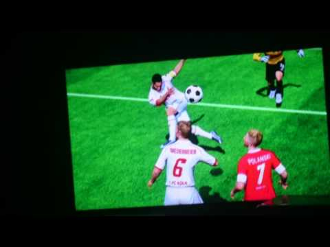 Fifa 13 live commentary