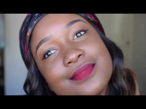 HOW TO: Lip line & get perfectly smooth matte lips | No more dry lipstick problems
