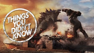 8 Things You (Probably) Didn't Know About Godzilla and King Kong