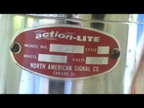 North American Signal Co MI-P action-LITE