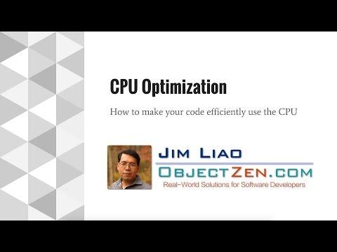 CPU Optimization Part 1: Understanding CPU Usage