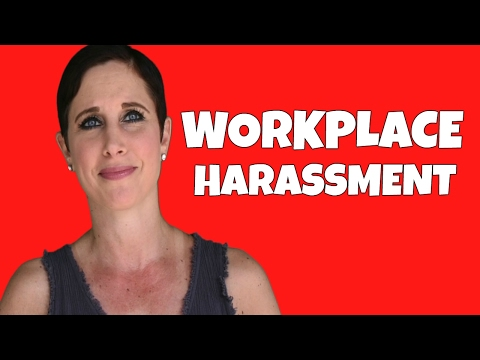 HOW TO HANDLE HARASSMENT IN THE WORKPLACE | Debra Wheatman