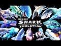 ALL 16 SHARKS INFO (LEO) (HUNGRY SHARK EVOLUTION)