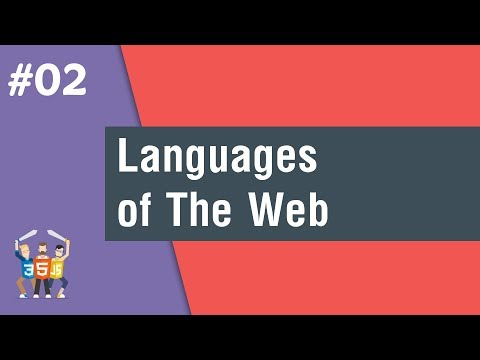 Become Front-End Monster In Arabic #02 - Learn Languages Of The Web