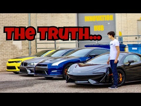 The Truth About Who Actually Owns My SuperCars...