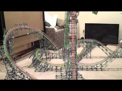 SkyHire - Knex Roller Coaster