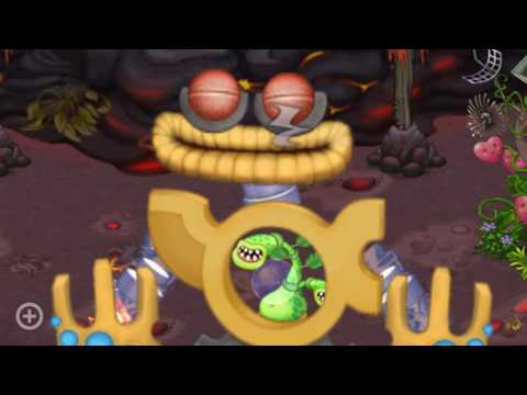 Wubbox ate Potbelly as salad!!? - My Singing Monsters