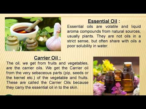 Get Pure and Natural Online Ayurvedic Essential and Carrier Oil