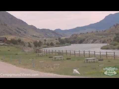 CampgroundViews.com - Yellowstone Vacation Campground Gardiner Montana MT