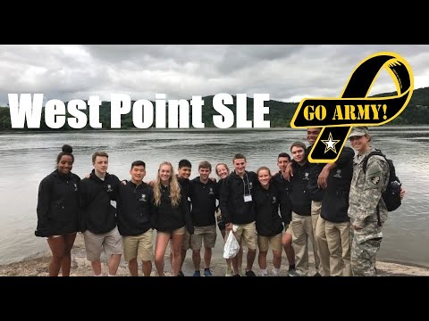 West Point 2017 Summer Leaders Experience