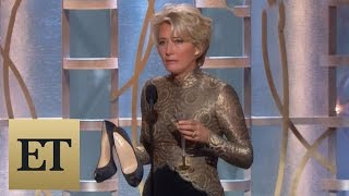 WATCH: The Best Jokes Ever From the Golden Globes