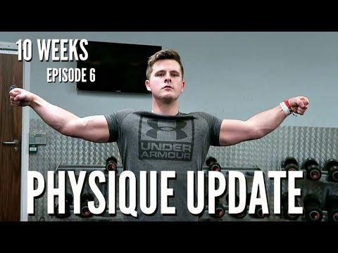 PHYSIQUE UPDATE + 2 WEEK WEIGH INS!