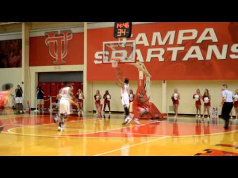 Tampa vs. FSC MBB Highlights