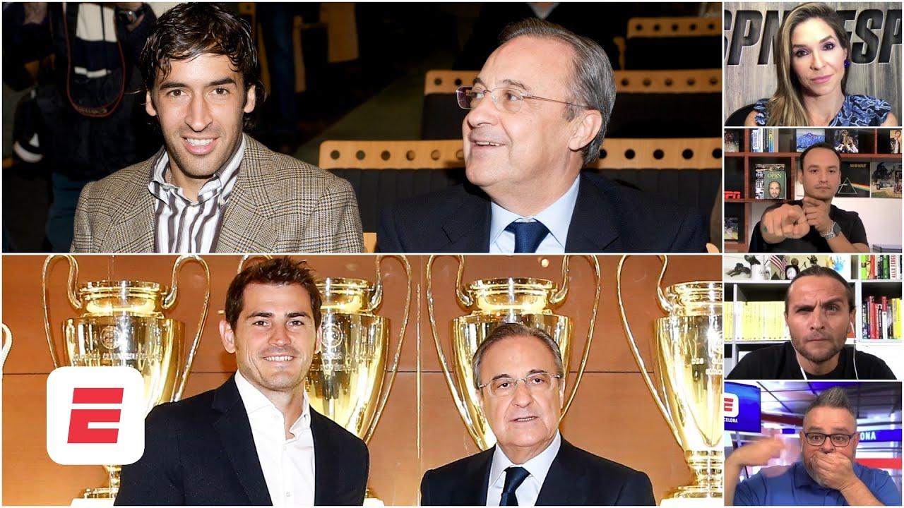 ESCÁNDALO en REAL MADRID. Se filtró audio de Florentino hablando mal de Casillas y Raúl   Exclusivos