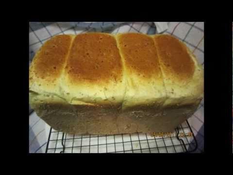 Oat Groat And Rye Bread