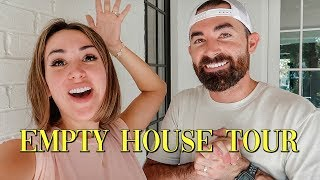NEW HOUSE REVEAL + EMPTY NASHVILLE HOUSE TOUR! ALEX GARZA