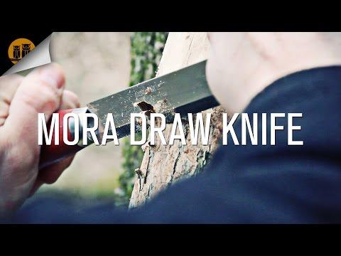 Mora Draw Knife | Bushcraft Knife | Field Review