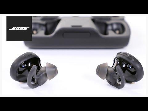 Bose SoundSport Free – Unboxing + Setup