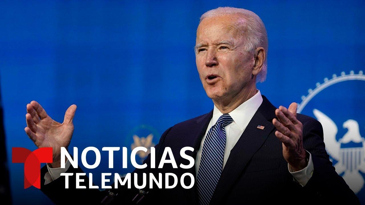 EN VIVO: Biden presenta su equipo económico que incluye a la primera mujer latina de su gabinete
