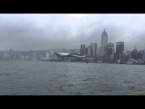 Star Ferry [Hong Kong] Tsim Sha Tsui to Central
