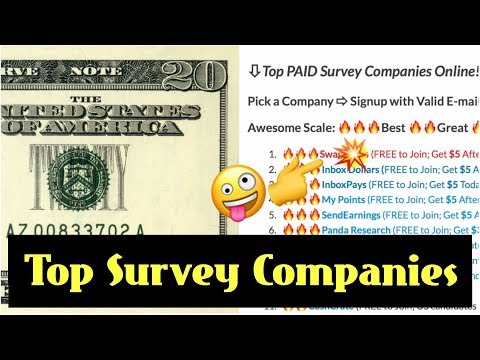 📮Fun Surveys | Get Paid $20 Today | Make Extra Money and Daily Pay in Your Spare Time from Home