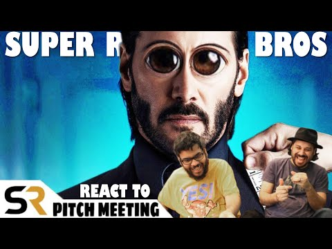 SRB Reacts to John Wick | Pitch Meeting