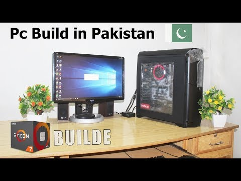 Gaming and VideoEditing Pc Build in Pakistan