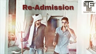 RE-ADMISSION -  Funny haryanvi class comedy 2017  -   TALENTED FAILURES  
