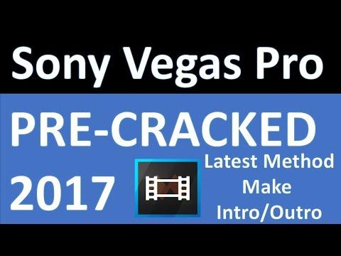 Sony vegas Pro 13 Crack 2017 (NEW)
