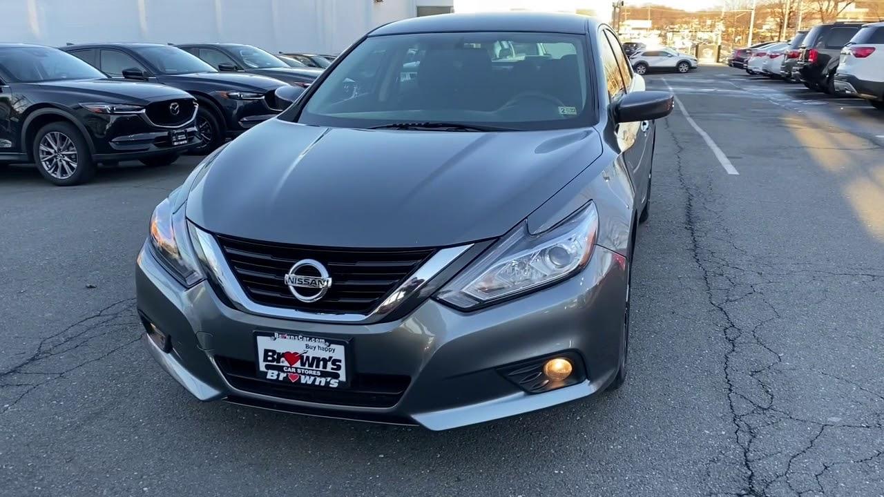 2018 Nissan Altima Fairfax, Vienna, Ashburn, Reston, Manassas, VA 27804A