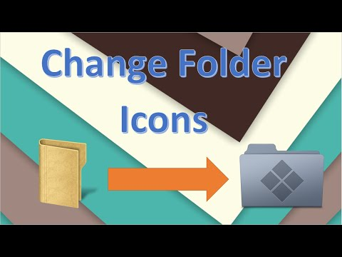 How To Change Folder Icons In Windows [4K]