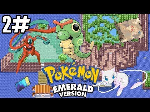 Pokémon Emerald| Unlock Faraway Island and Birth Island 2/4: getting the tickets