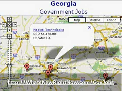 U.S. Government Jobs