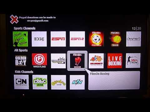 How to Add XTV IPTV UPDATED!!. SImply the BEST FREE IPTV EVER on Roku!!!!