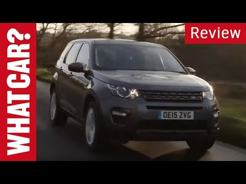 Land Rover Discovery Sport review - www.whatcar.com