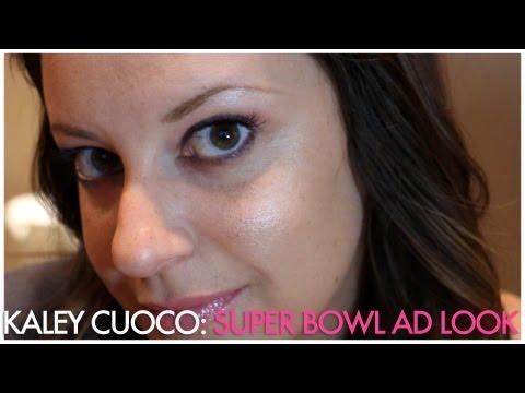 Kaley Cuoco Toyota Super Bowl