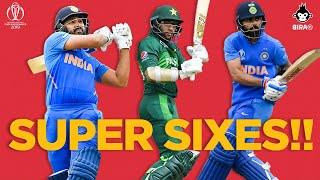 Bira91 Super Sixes! | India v Pakistan | ICC Cricket World Cup 2019