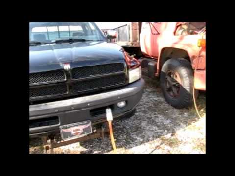 Getting Rid Of The Dump Truck