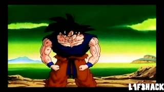 Goku Turns  Super Saiyan For The First Time! (HD)