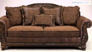 Bradington Truffle Living Room Furniture from Millennium by Ashley