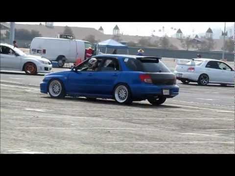 Subaru WRX Loud Turbo Flutter and Exhaust