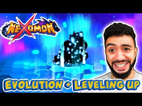 Nexomon: How To Level Up Your Nexomon Quickly - Exp Share + Evolution   Part#9