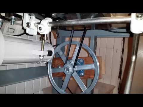 DIY Sewing Machine Speed Reducer