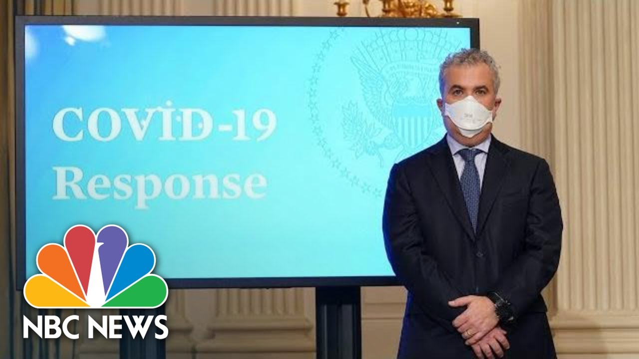 White House Covid-19 Response Team Holds Briefing | NBC News