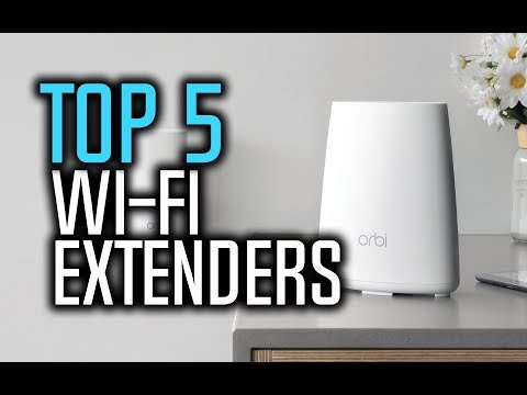 Best WiFi Extenders in 2018 - Which Is The Best Wi-Fi Range Extender?